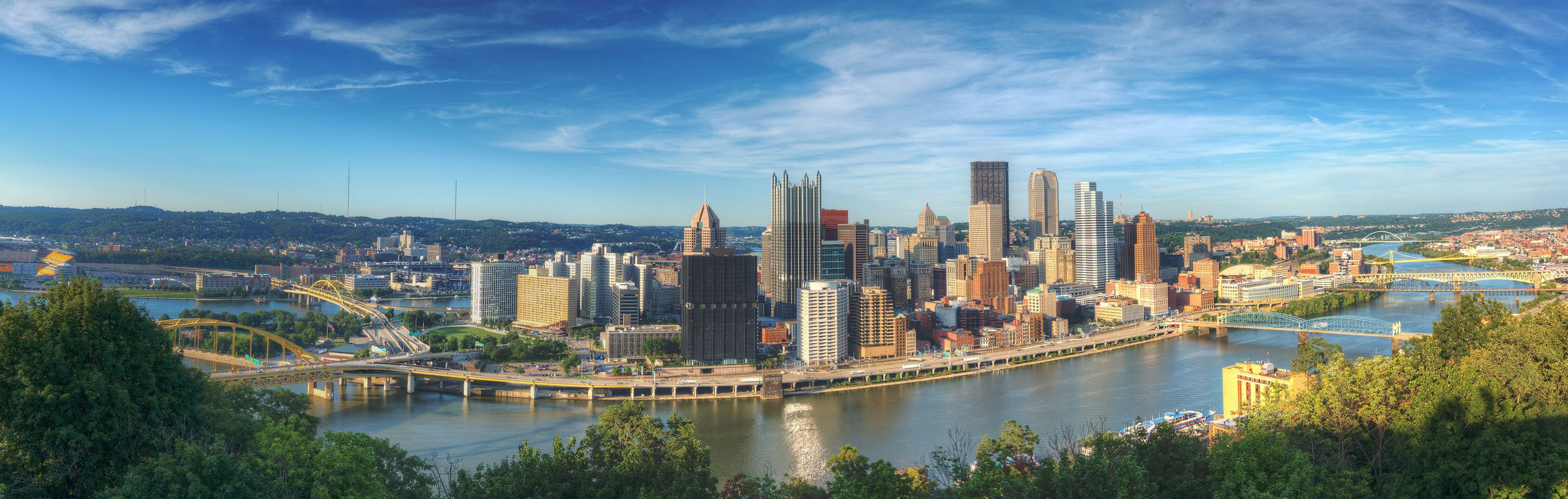 Headquartered in Pittsburgh For More Than 25 Years